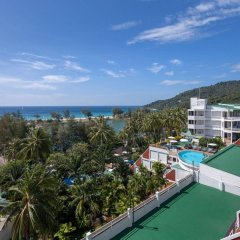 Отель Best Western Phuket Ocean Resort Пхукет пляж