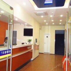 Отель 7 Days Inn интерьер отеля фото 2