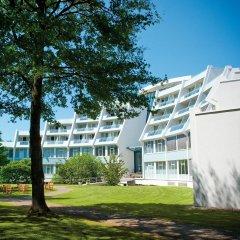 Отель Sanadome Hotel & Spa Nijmegen Нидерланды, Неймеген - отзывы, цены и фото номеров - забронировать отель Sanadome Hotel & Spa Nijmegen онлайн вид на фасад