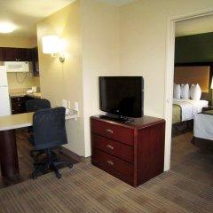 Отель Extended Stay America - Columbus - Polaris США, Колумбус - отзывы, цены и фото номеров - забронировать отель Extended Stay America - Columbus - Polaris онлайн удобства в номере фото 2