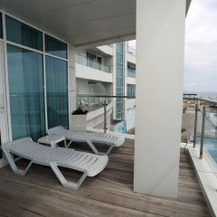 Hotel SANREMO by UNDERSUN балкон