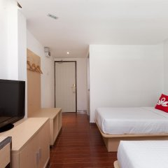 Отель ZEN Rooms Jalan Raja Laut Chowkit Малайзия, Куала-Лумпур - отзывы, цены и фото номеров - забронировать отель ZEN Rooms Jalan Raja Laut Chowkit онлайн комната для гостей