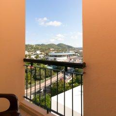 Отель The Red by Ibiza Feeling балкон