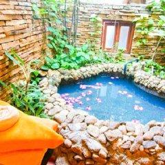 Отель Sand Sea Resort & Spa Самуи бассейн
