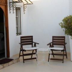 Отель Dar Slama Марокко, Танжер - отзывы, цены и фото номеров - забронировать отель Dar Slama онлайн балкон