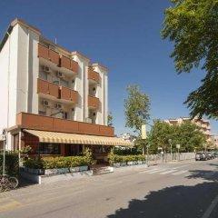 Отель Gamma Италия, Римини - отзывы, цены и фото номеров - забронировать отель Gamma онлайн вид на фасад