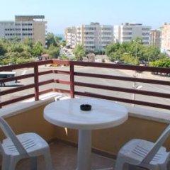Kleopatra City Hotel балкон