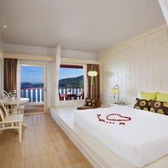 Отель Aquamarine Resort & Villa комната для гостей фото 4