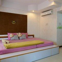 Отель Rachawadee Resort Koh Larn комната для гостей