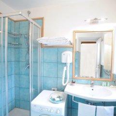 Отель Amalfi Holiday Resort Италия, Амальфи - отзывы, цены и фото номеров - забронировать отель Amalfi Holiday Resort онлайн ванная
