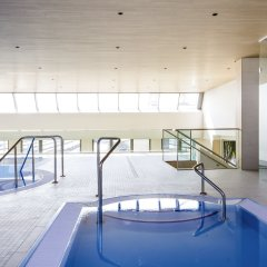 Отель Novotel Nurnberg Centre Ville Нюрнберг бассейн
