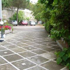 Отель Albergo Villa Canapini Кьянчиано Терме парковка