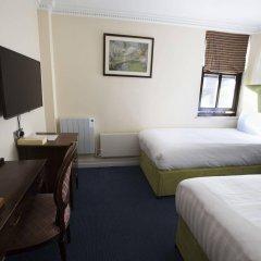 Cheshire Hotel комната для гостей фото 4