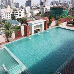 Апартаменты Montara Serviced Apartment Thonglor 25 Бангкок бассейн