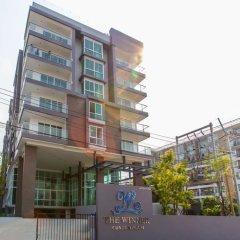 Отель The Winner Condo - 703 By Axiom Паттайя балкон