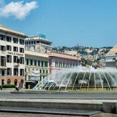 Отель La Piazzetta Rooms Генуя парковка