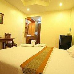 PN Inn Hotel Паттайя комната для гостей