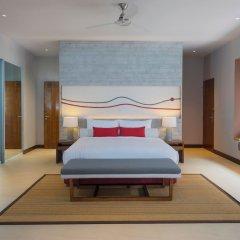 Отель Dhigali Maldives Мальдивы, Медупару - отзывы, цены и фото номеров - забронировать отель Dhigali Maldives онлайн комната для гостей фото 5