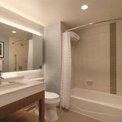 Отель Hyatt Place Washington DC/Georgetown/West End ванная