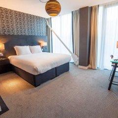 Отель DoubleTree by Hilton Hotel Amsterdam - NDSM Wharf Нидерланды, Амстердам - отзывы, цены и фото номеров - забронировать отель DoubleTree by Hilton Hotel Amsterdam - NDSM Wharf онлайн комната для гостей фото 5