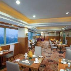 Отель Grand Park Kunming Куньмин питание