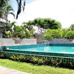 Отель Preeburan Resort Таиланд, Пак-Нам-Пран - отзывы, цены и фото номеров - забронировать отель Preeburan Resort онлайн бассейн