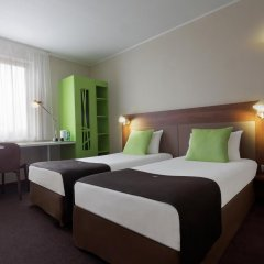 Hotel Campanile WROCLAW - Stare Miasto 2* Стандартный номер с различными типами кроватей