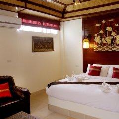 Отель Friendship Beach Resort & Atmanjai Wellness Centre комната для гостей