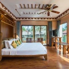 Отель Chaba Cabana Beach Resort комната для гостей фото 4