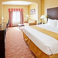Отель La Quinta Inn & Suites Columbus West - Hilliard США, Колумбус - 1 отзыв об отеле, цены и фото номеров - забронировать отель La Quinta Inn & Suites Columbus West - Hilliard онлайн комната для гостей фото 2