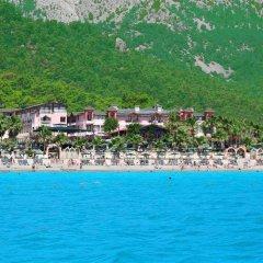 Seagull Hotel пляж