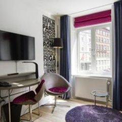 Отель Andersen Boutique Hotel Дания, Копенгаген - отзывы, цены и фото номеров - забронировать отель Andersen Boutique Hotel онлайн комната для гостей фото 16