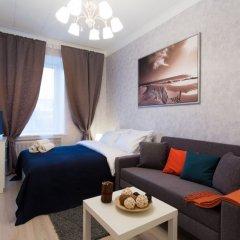 Апартаменты Lux Apartments Фрунзенская 50 Москва