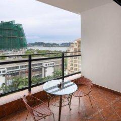 Sanya Golden Phoenix Sea View Hotel балкон