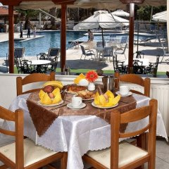Отель Klonos Anna Греция, Эгина - отзывы, цены и фото номеров - забронировать отель Klonos Anna онлайн питание