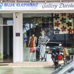 Отель Blue Elephant Guest House фото 2