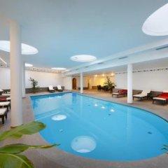 Hotel Unterrain Аппиано-сулла-Страда-дель-Вино бассейн фото 3