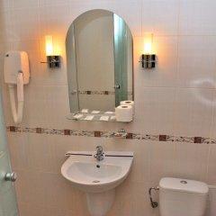 Гостиница Тернополь ванная