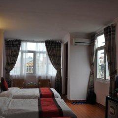 Hanoi Downtown Hotel комната для гостей фото 3