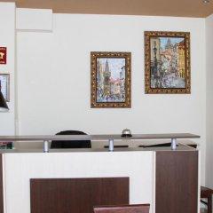Отель Vlasta Family Hotel Болгария, Равда - отзывы, цены и фото номеров - забронировать отель Vlasta Family Hotel онлайн интерьер отеля