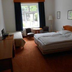 Отель Vila Josefina Чехия, Прага - отзывы, цены и фото номеров - забронировать отель Vila Josefina онлайн комната для гостей фото 4