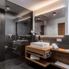 Отель Eden am Reschensee Италия, Горнолыжный курорт Ортлер - отзывы, цены и фото номеров - забронировать отель Eden am Reschensee онлайн ванная