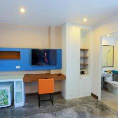 Отель Days Inn by Wyndham Patong Beach Phuket 3* Стандартный номер с различными типами кроватей фото 4