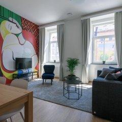 Отель Avantgarde apartments Чехия, Пльзень - отзывы, цены и фото номеров - забронировать отель Avantgarde apartments онлайн фото 18