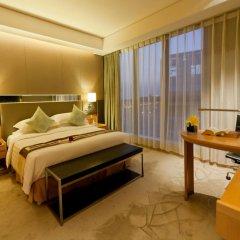 Отель Ascott Raffles City Beijing Китай, Пекин - отзывы, цены и фото номеров - забронировать отель Ascott Raffles City Beijing онлайн комната для гостей