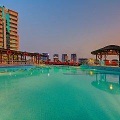 Отель Copthorne Hotel Dubai ОАЭ, Дубай - 4 отзыва об отеле, цены и фото номеров - забронировать отель Copthorne Hotel Dubai онлайн бассейн фото 2