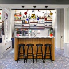 Hotel Vintage Airstream Брюссель гостиничный бар