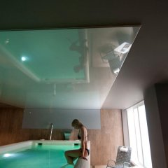 Отель Ciutat De Girona бассейн фото 3