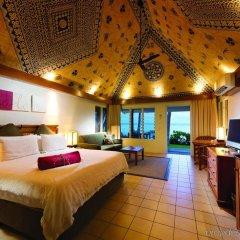 Отель Outrigger Fiji Beach Resort Фиджи, Сигатока - отзывы, цены и фото номеров - забронировать отель Outrigger Fiji Beach Resort онлайн комната для гостей фото 5