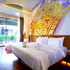 Отель Sawasdee Village комната для гостей фото 2